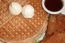 Home of Chicken and Waffles photo