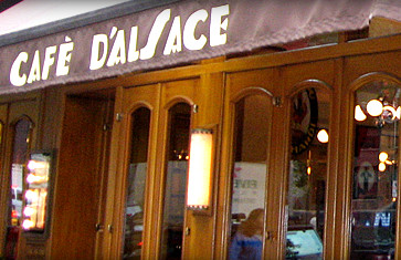 Cafe d'Alsace photo