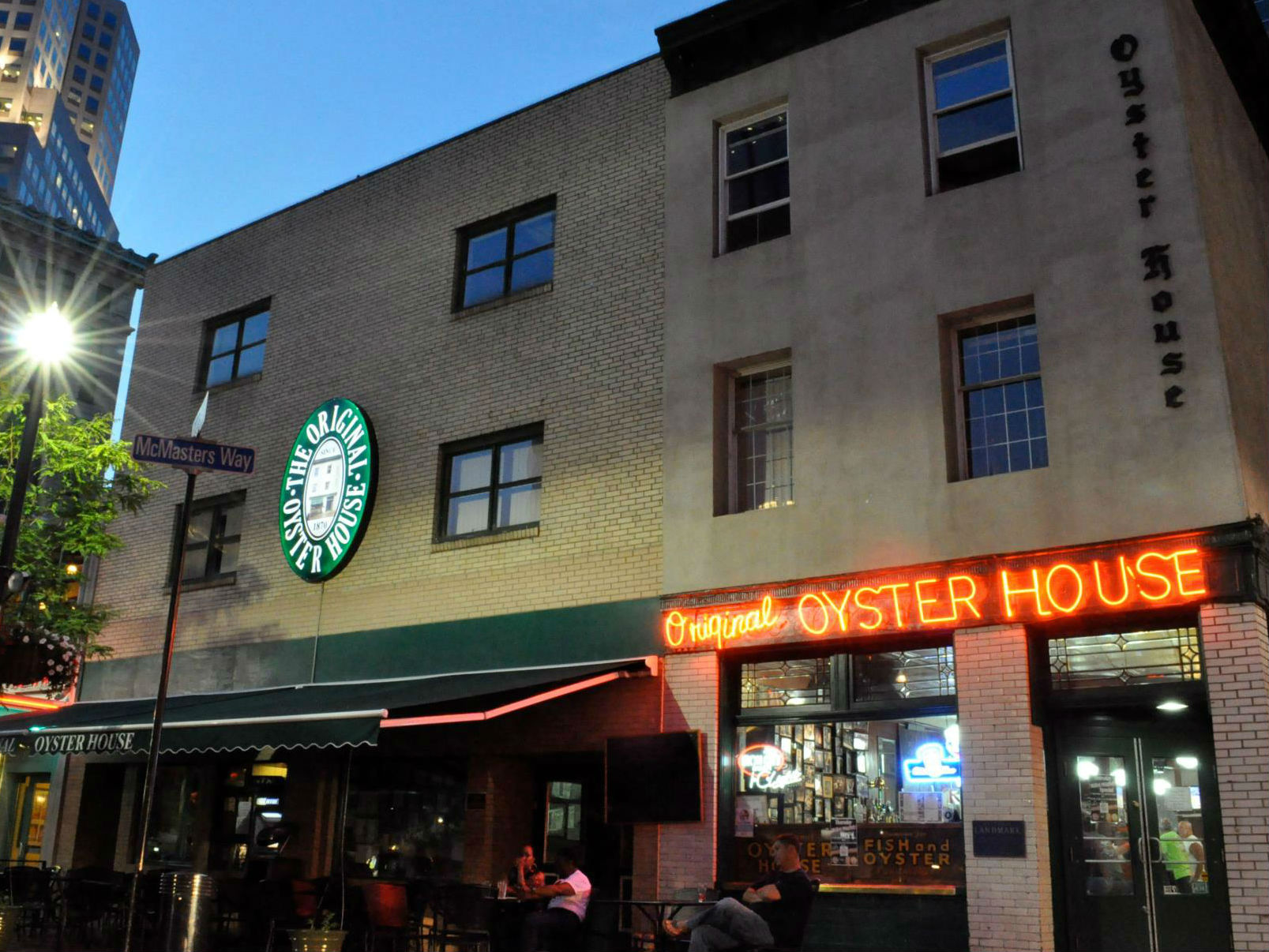 Original Oyster House, The photo