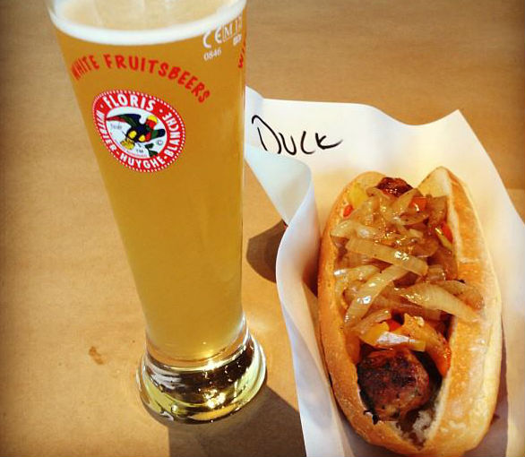 Wurstkuche photo