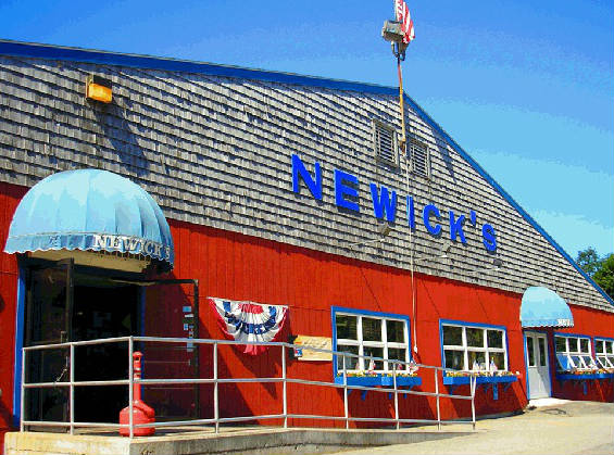 LocalEats Newick's Lobster House in Dover restaurant pic