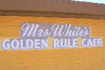 Mrs White's Golden Rule Cafe photo