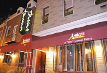 LocalEats Amicci's in Baltimore restaurant pic