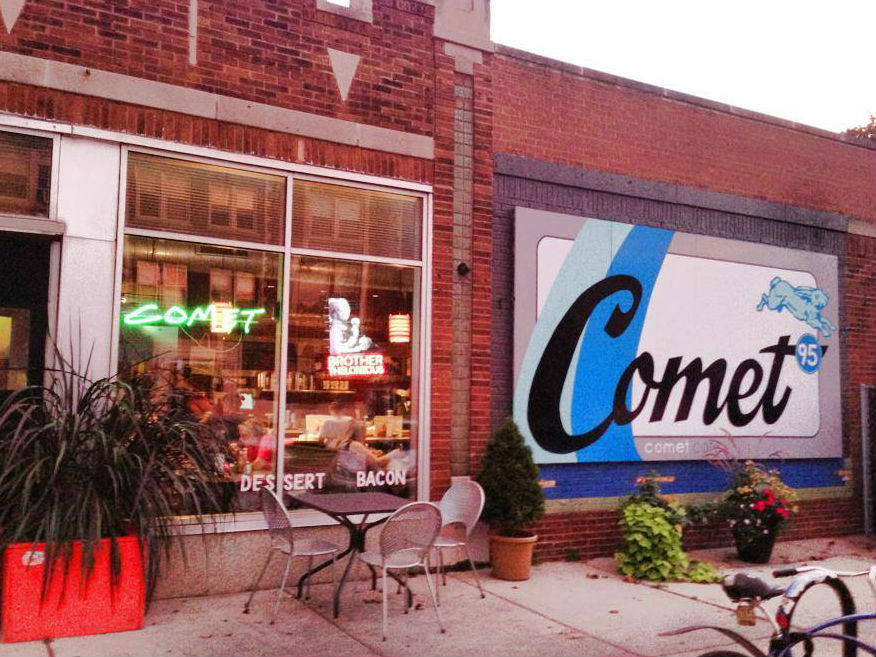 Comet Cafe Milwaukee