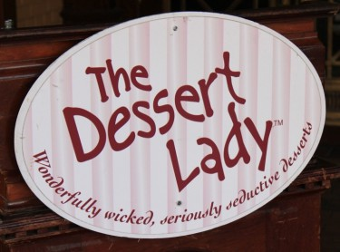 Dessert Lady, The photo