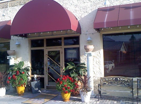 LocalEats Cristino's Coal Oven Pizza in Clearwater restaurant pic