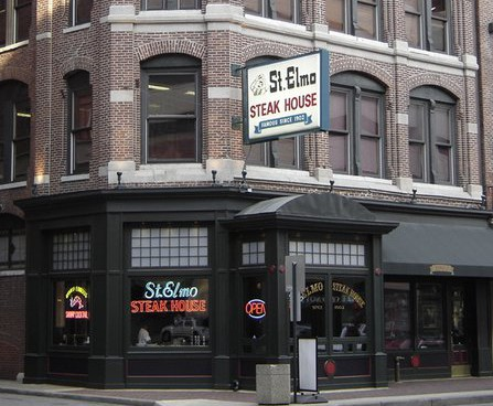 St Elmo Steak House photo