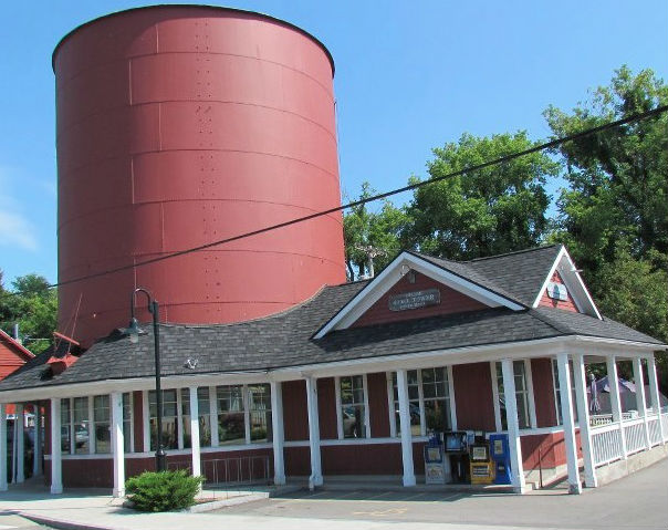 LocalEats Village Coal Tower in Pittsford restaurant pic