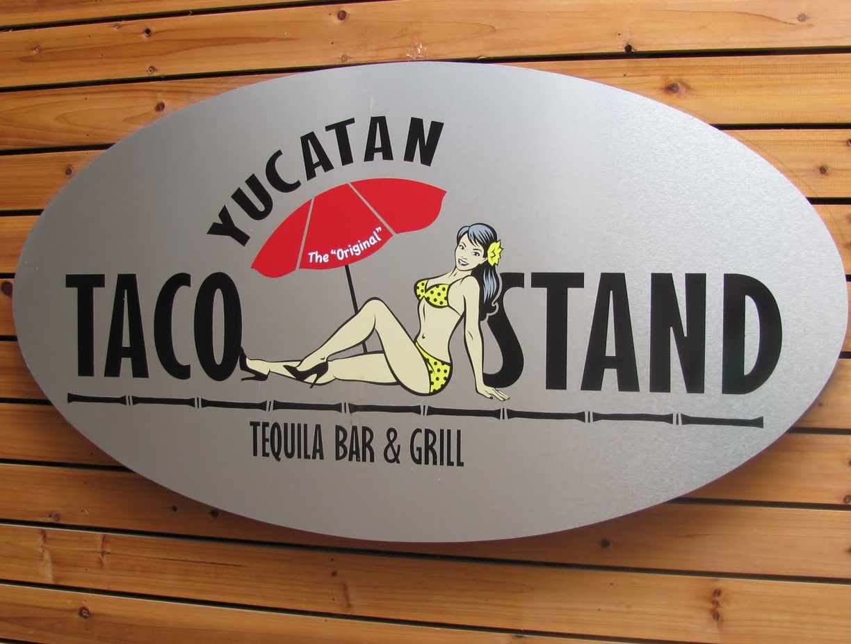 LocalEats Yucatan Taco Stand in Fort Worth restaurant pic