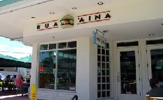 LocalEats Kua Aina in Honolulu restaurant pic