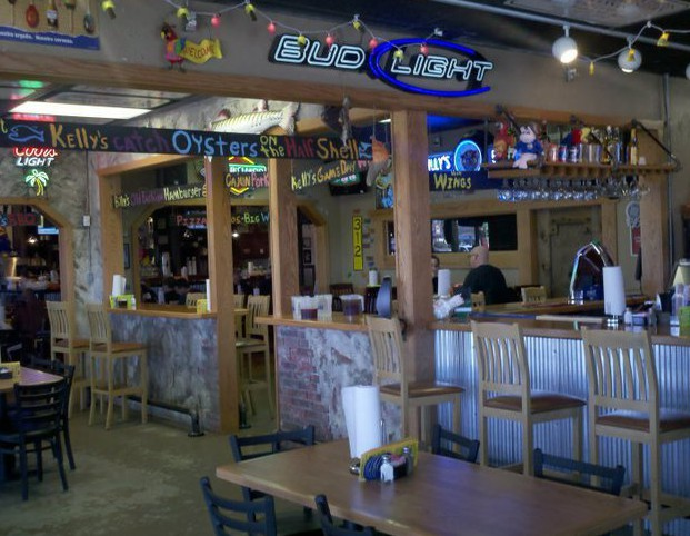 LocalEats Billy's Blue Duck BBQ in Liberal restaurant pic