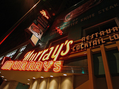 LocalEats Murray's in Minneapolis restaurant pic
