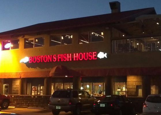 Boston's Fish House photo