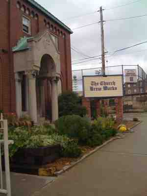 Church Brew Works, The photo