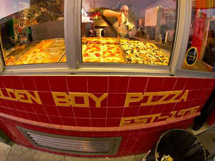 Golden Boy Pizza photo