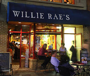 LocalEats Willie Rae's in Atlanta restaurant pic