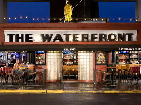 Waterfront, The photo