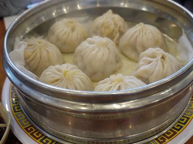 LocalEats Gourmet Dumpling House in Boston restaurant pic
