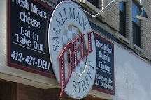LocalEats Smallman Street Deli in Pittsburgh restaurant pic