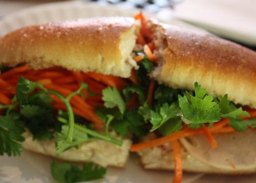 LocalEats Nicky's Vietnamese Sandwiches in New York restaurant pic