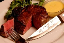 LocalEats Bobby Van's Steakhouse in Washington restaurant pic