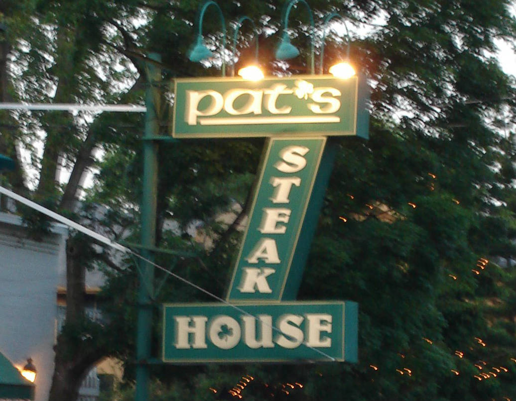 Pat's Steak House photo