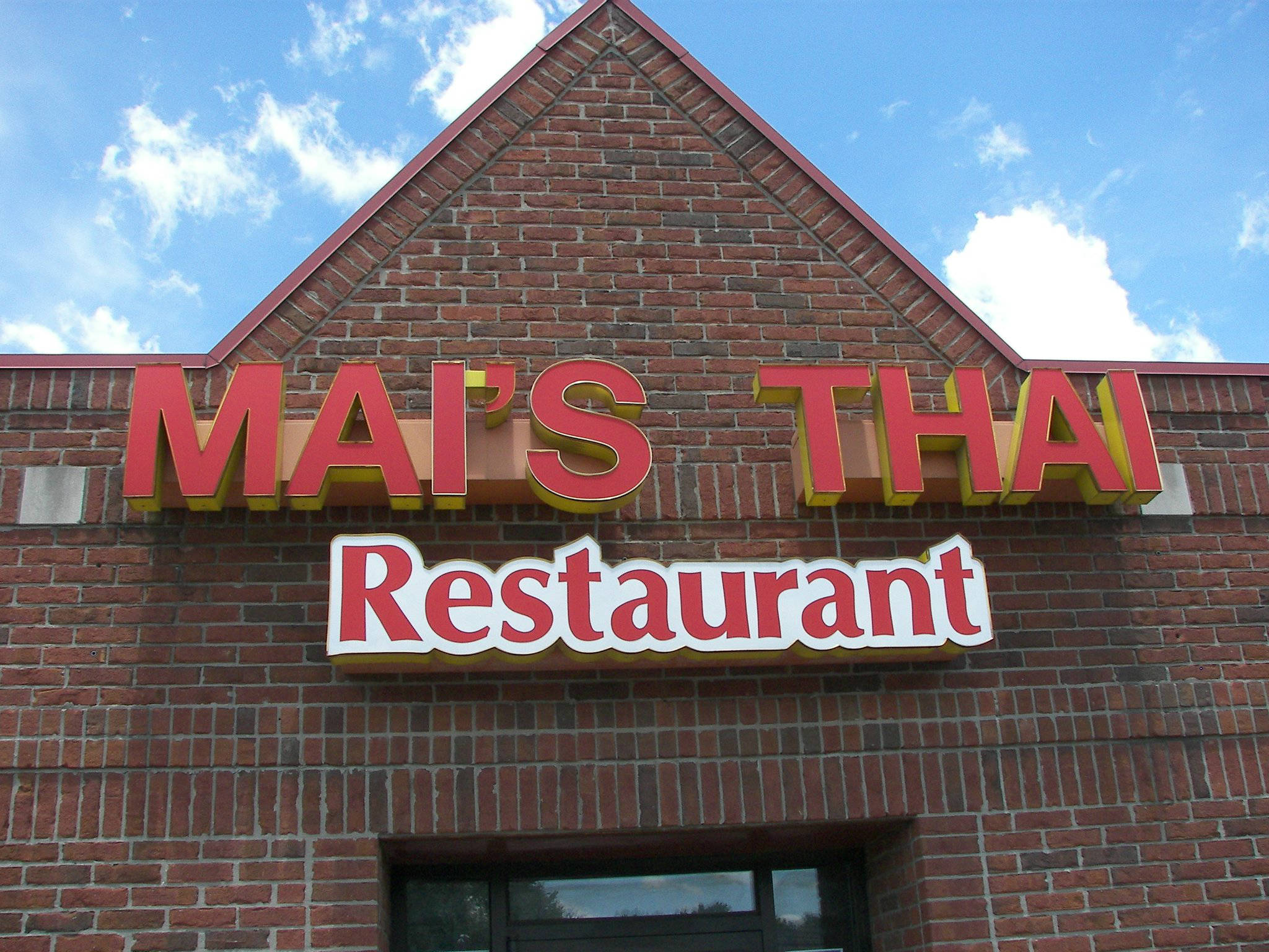 LocalEats Mai's Thai in Jeffersonville restaurant pic