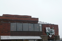 LocalEats Red Butte Cafe in Salt Lake City restaurant pic