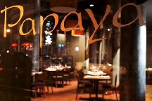 LocalEats Papaya in Buffalo restaurant pic