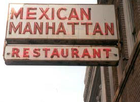 Mexican Manhattan photo