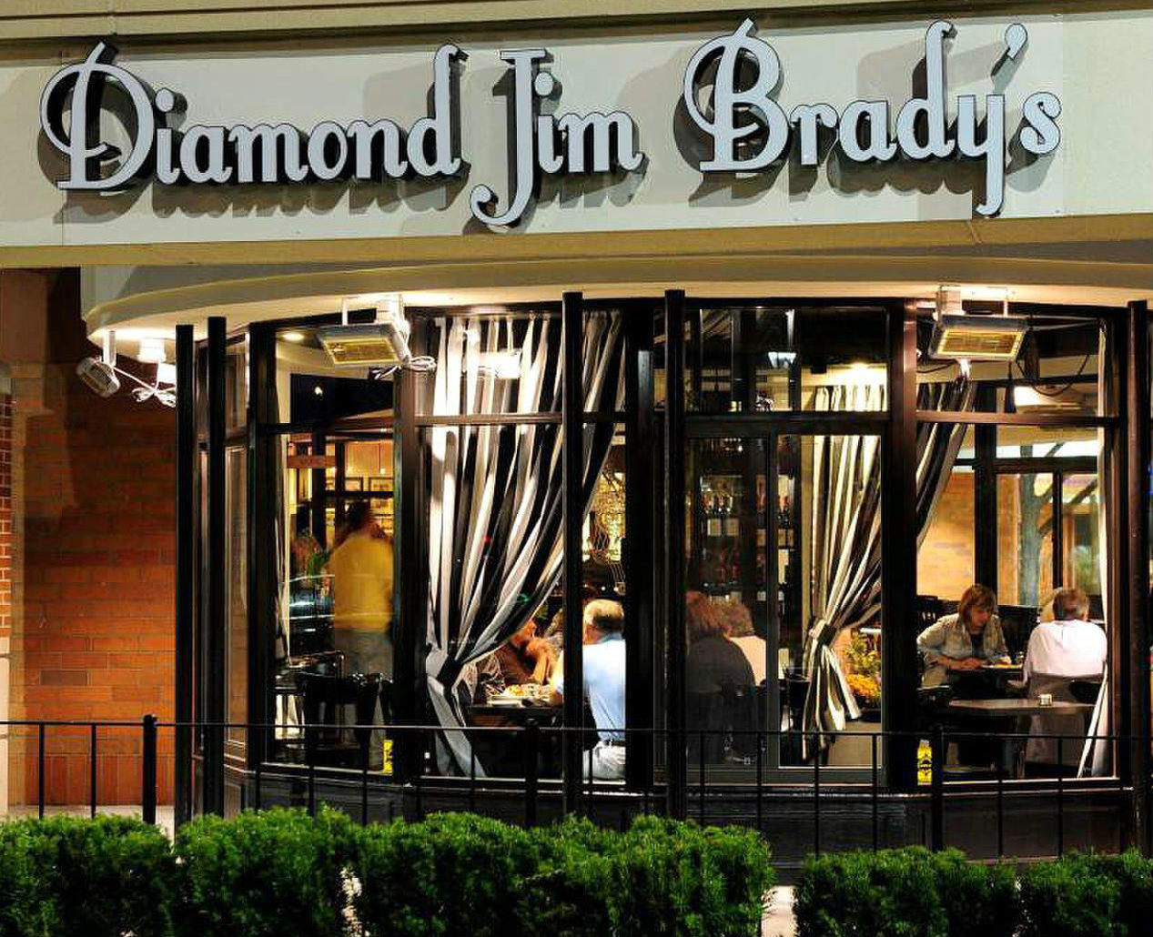LocalEats Diamond Jim Brady's Bistro in Detroit restaurant pic