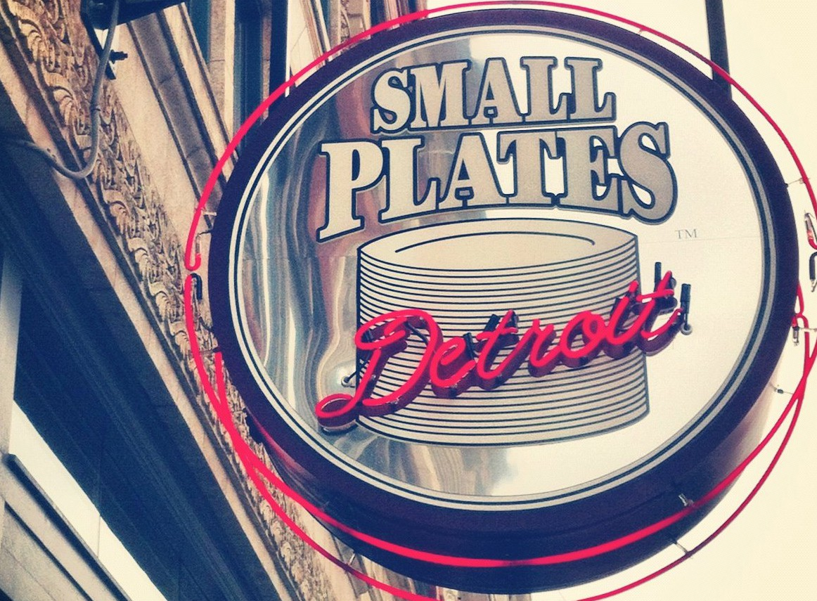 Small Plates Detroit