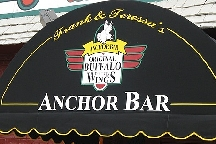 LocalEats Anchor Bar in Buffalo restaurant pic