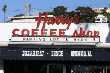 LocalEats Harry&#39;s Coffee Shop in La Jolla restaurant pic