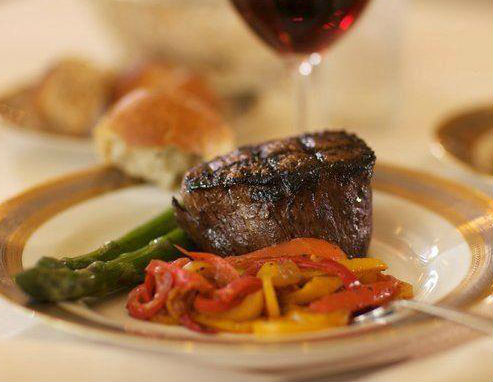 LocalEats Bohanan's Prime Steaks and Seafood in San Antonio restaurant pic