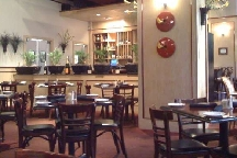 LocalEats Houston Street Bistro in San Antonio restaurant pic
