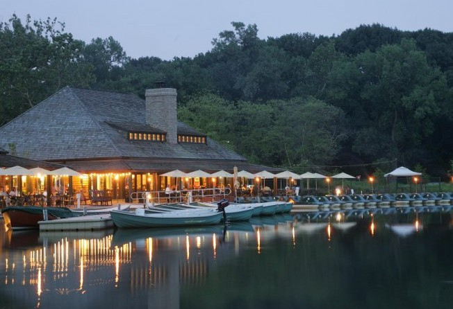 Boathouse photo