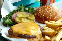 LocalEats Burger Joint in San Francisco restaurant pic
