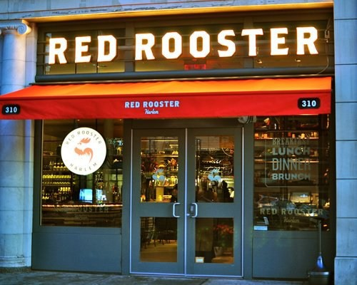 LocalEats Red Rooster in New York restaurant pic