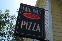 LocalEats Pauline's Pizza in San Francisco restaurant pic