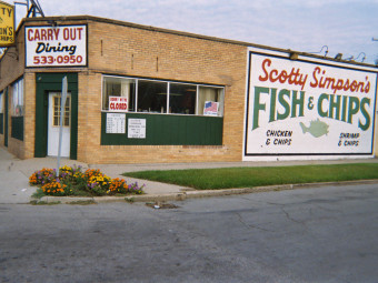 Scotty Simpson's Fish & Chips Detroit