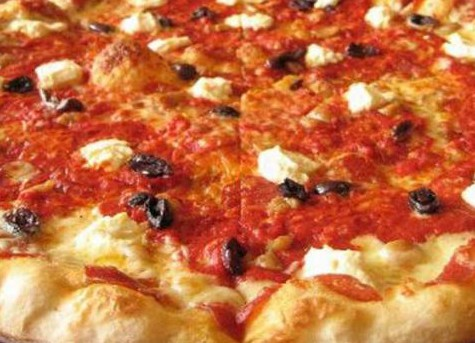 LocalEats Supino Pizzeria in Detroit restaurant pic