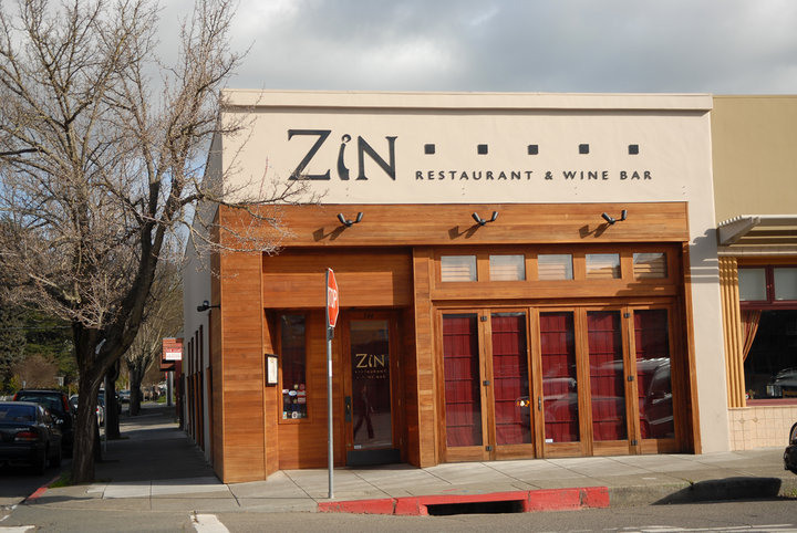 LocalEats Zin Restaurant & Wine Bar in Healdsburg restaurant pic