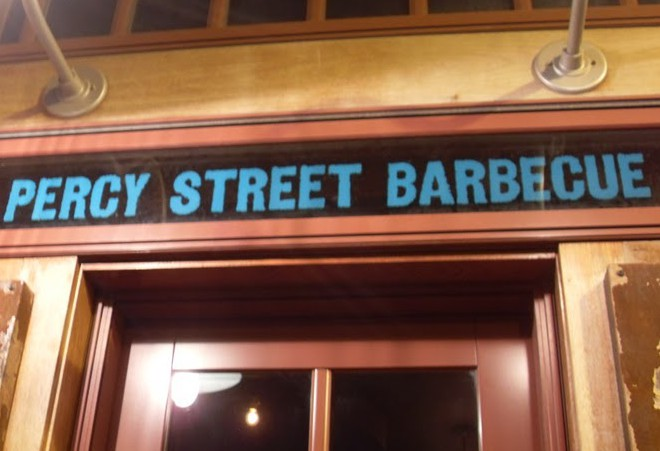 Percy Street Barbecue photo