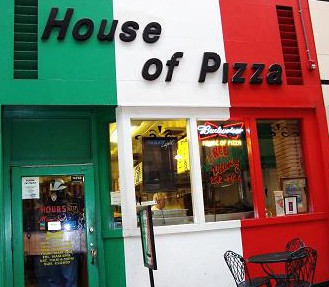 LocalEats Manny's House of Pizza in Nashville restaurant pic