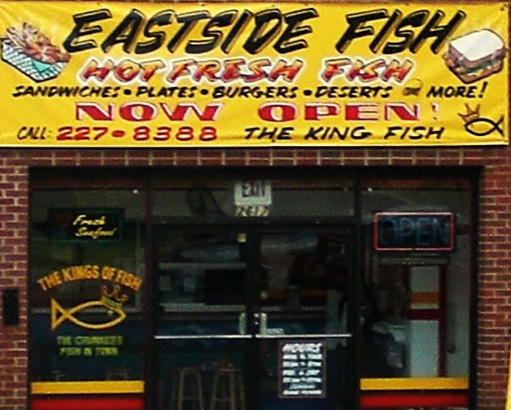 LocalEats Eastside Fish in Nashville restaurant pic