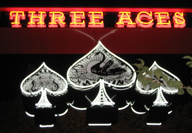 Three Aces photo