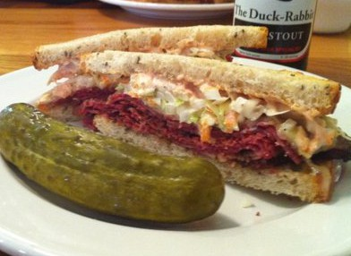 LocalEats Neal's Deli in Raleigh restaurant pic
