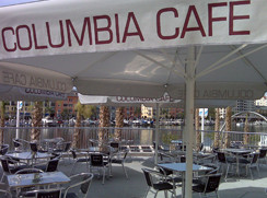 Columbia Cafe Clearwater