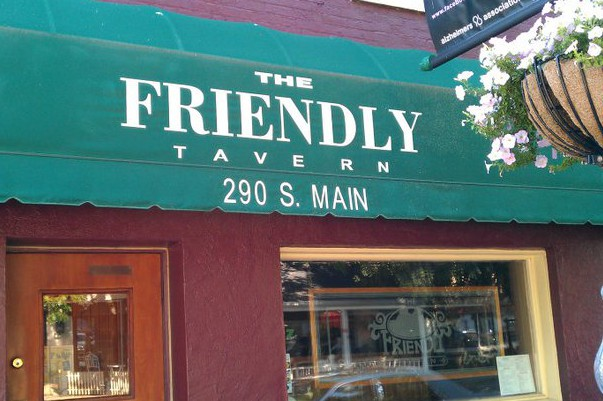 Friendly Tavern, The photo